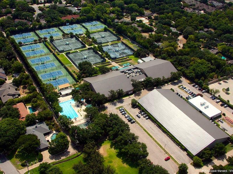 T Bar M Racquet Club in Far North Dallas (Proper)