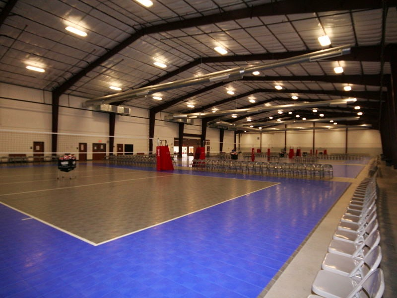 Arlington Courts in Beyond Dallas