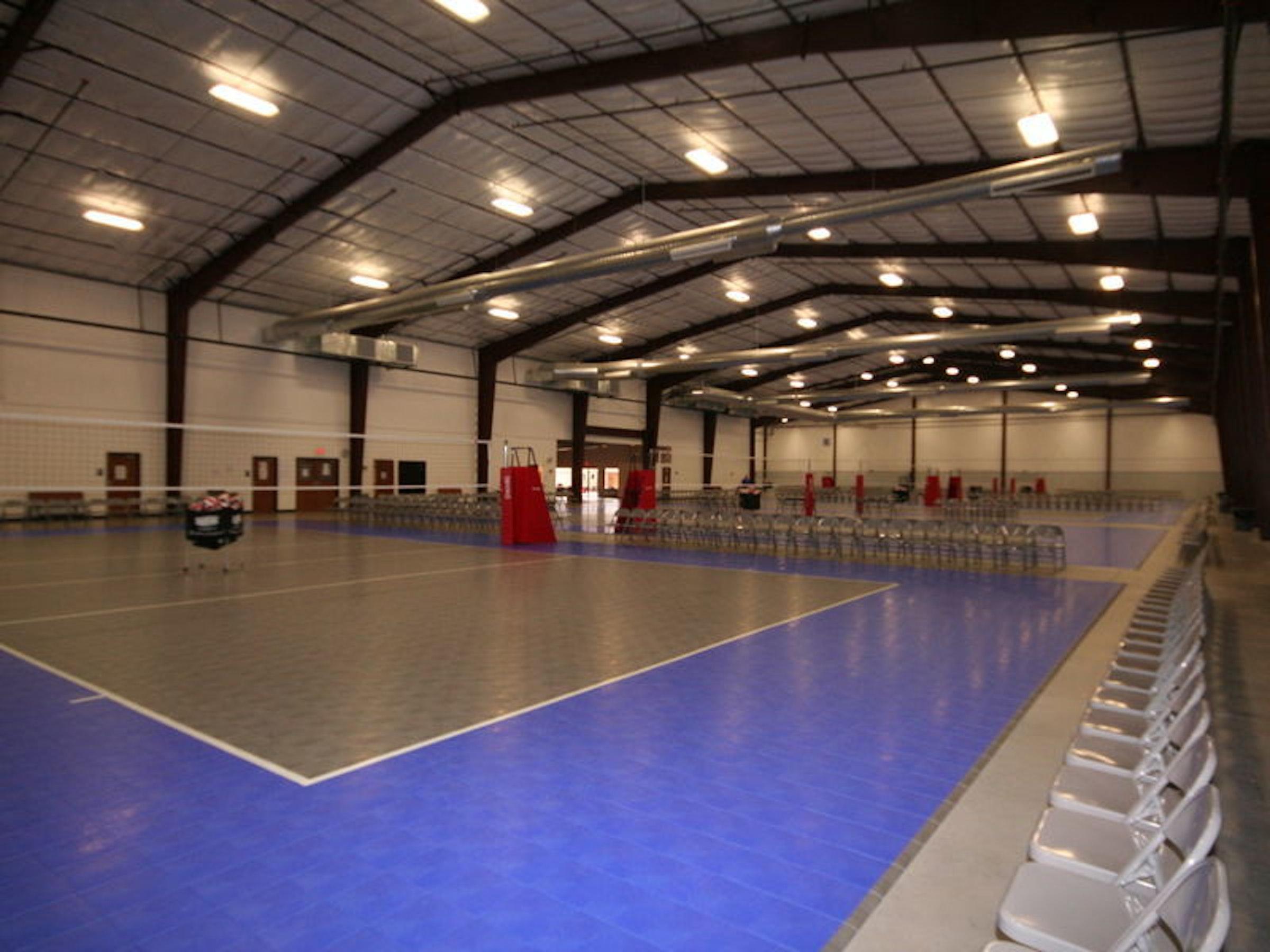 Arlington Courts in Beyond Dallas
