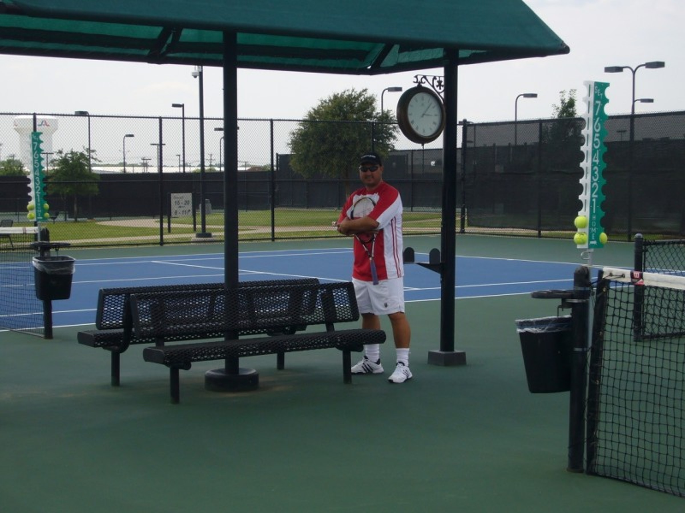 Arlington Tennis Center in Beyond Dallas