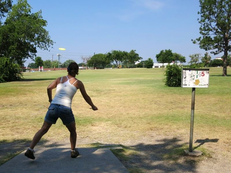 B.B. Owen Park in Beyond Dallas