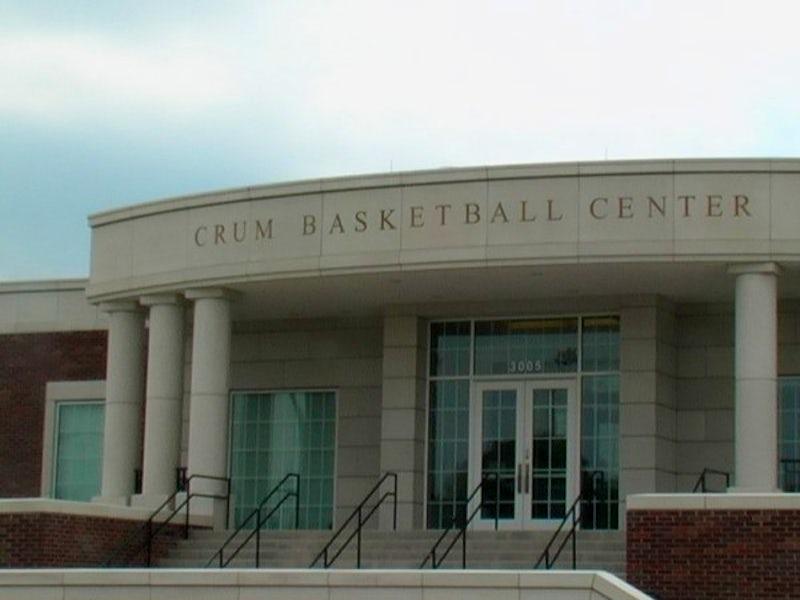 Crum Basketball Center in University Park