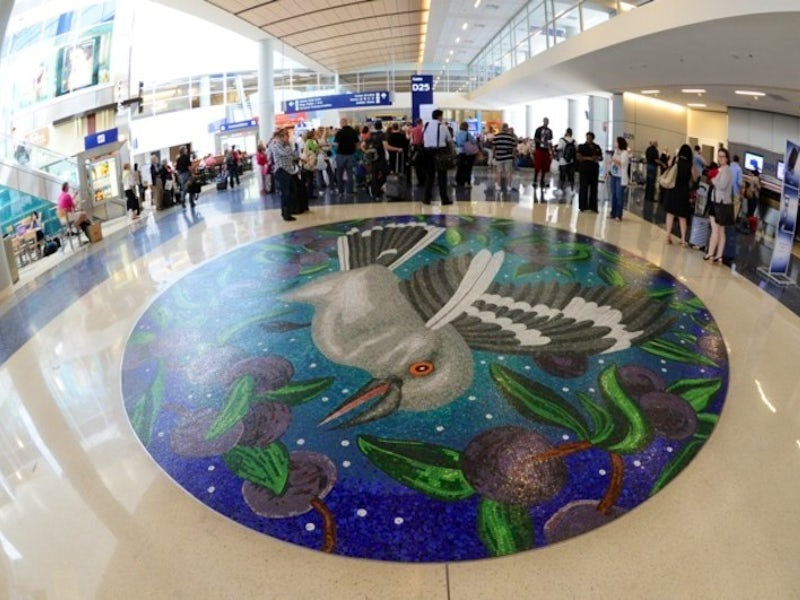 Dallas/Fort Worth International Airport in DFW Airport