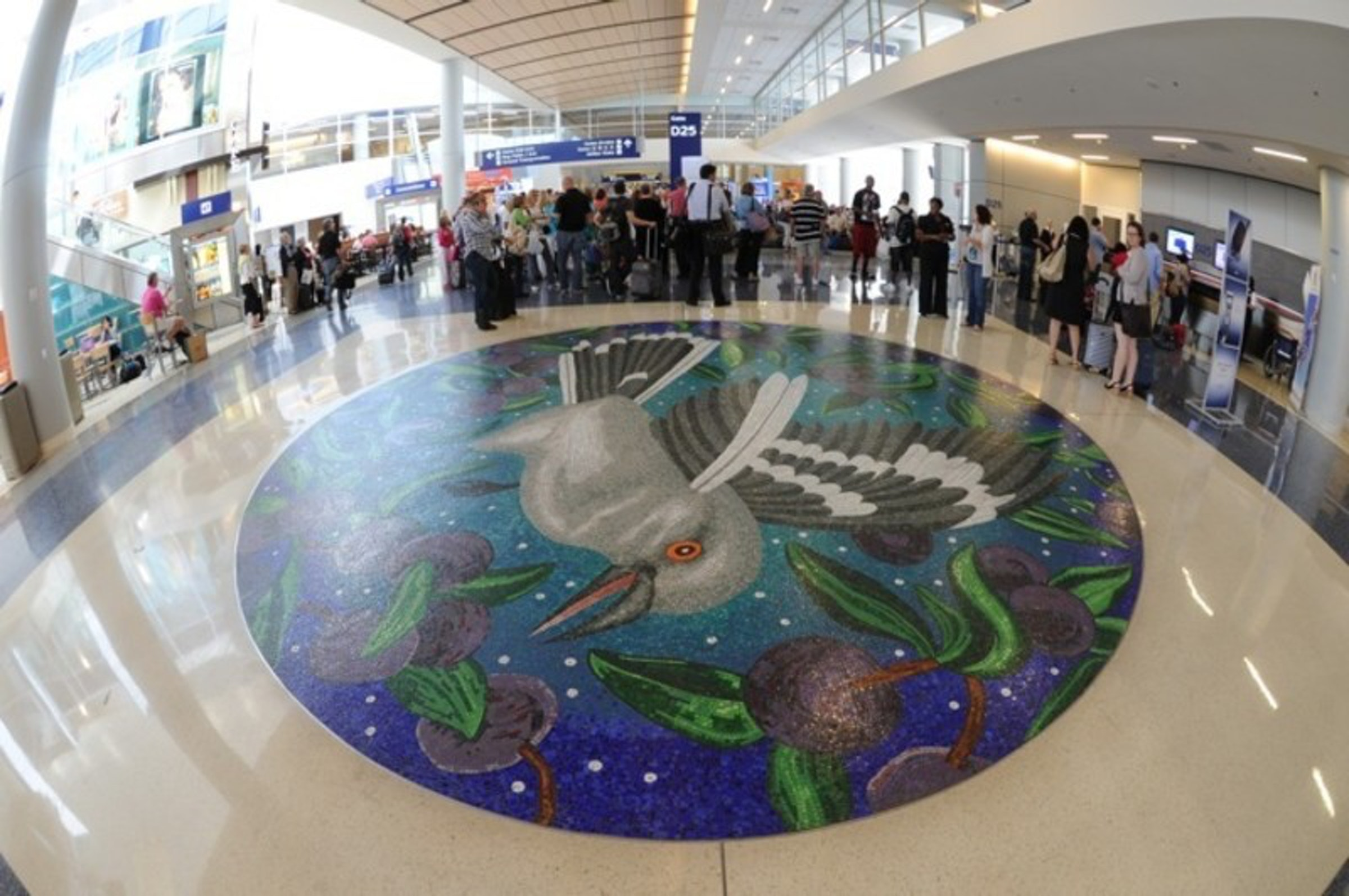 Dallas/Fort Worth International Airport in Beyond Dallas