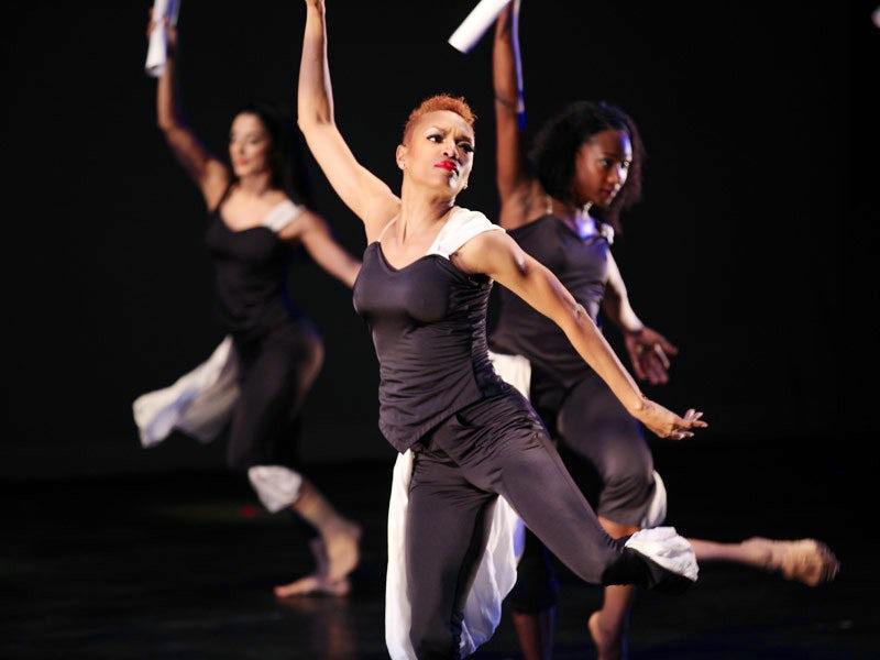 Dallas Black Dance Theatre in Arts District