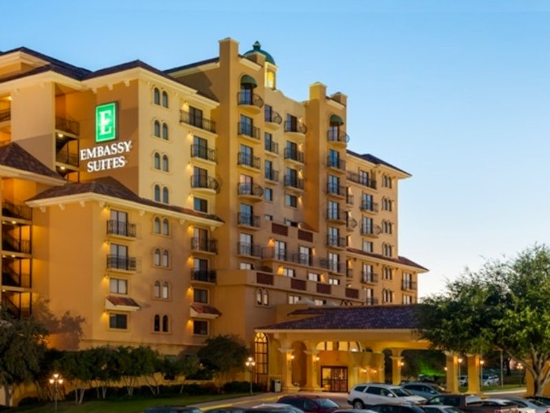 Embassy Suites DFW Airport South in Irving