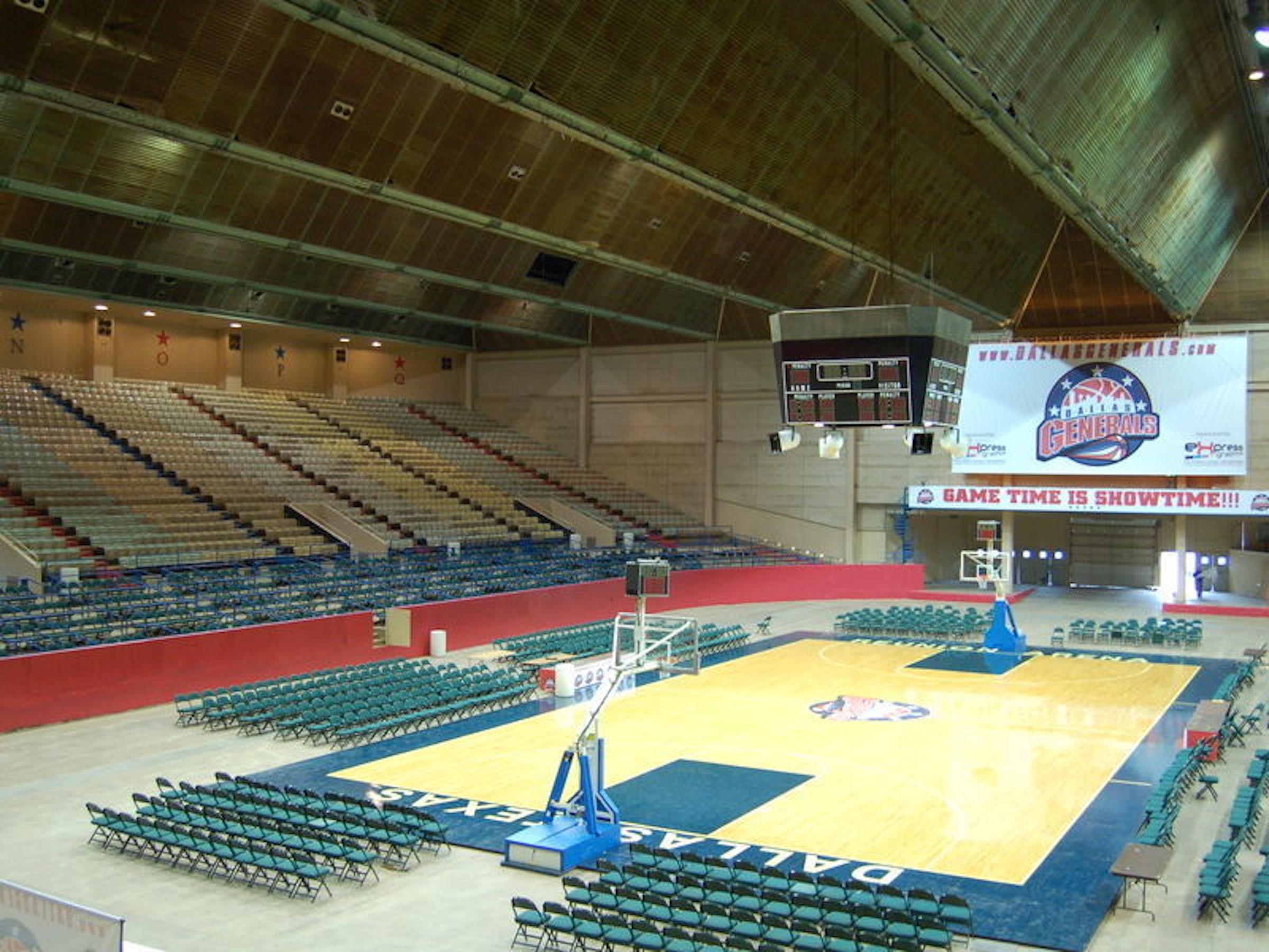 Fair Park Coliseum