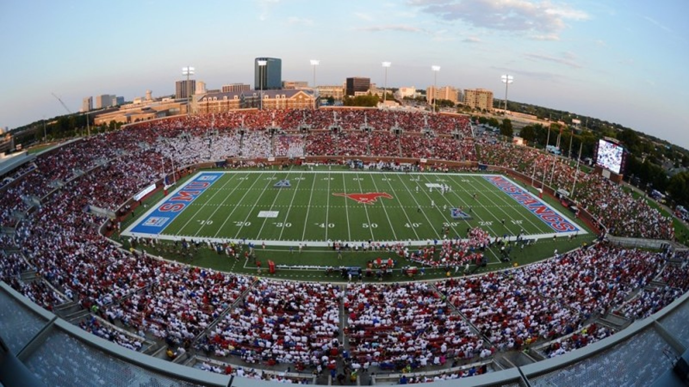 SMU - Gerald J. Ford Stadium in Beyond Dallas