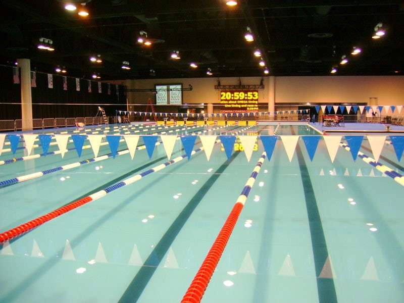 Frisco ISD Natatorium in Frisco