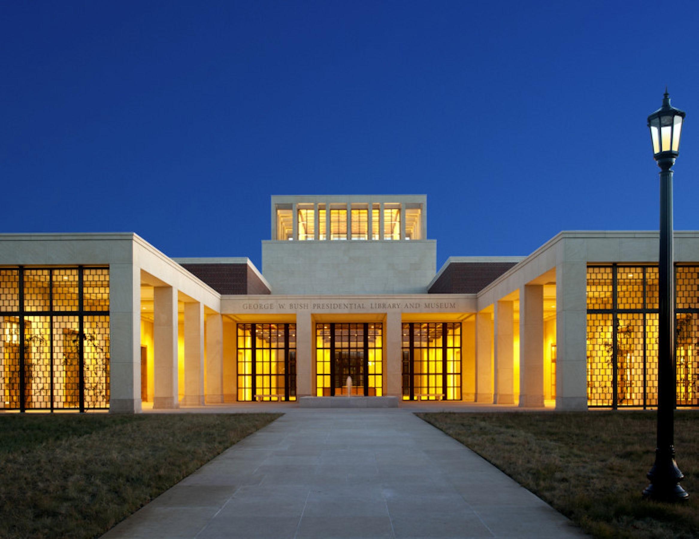 George W. Bush Presidential Center in Beyond Dallas