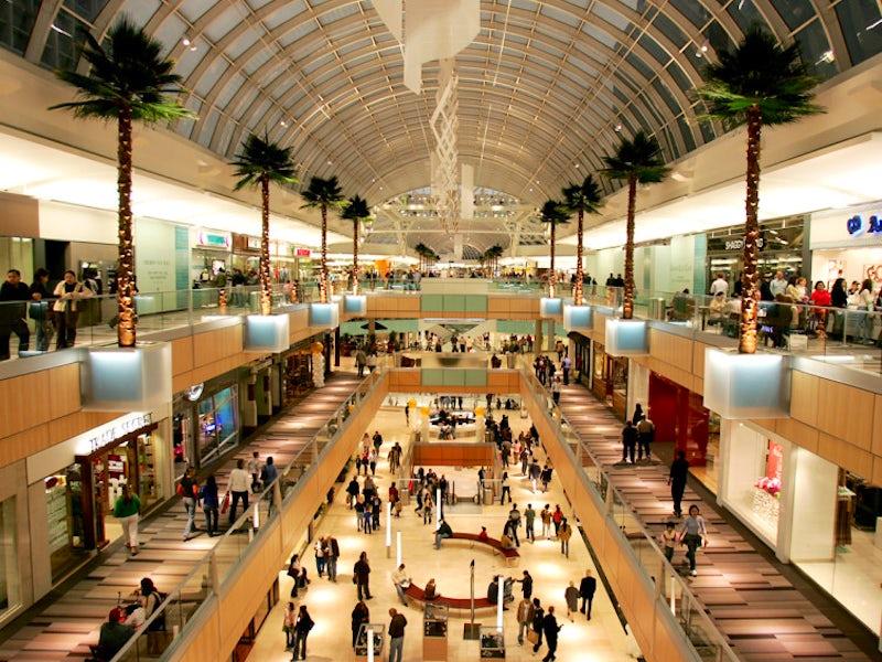 Galleria Dallas in Far North Dallas (Proper)