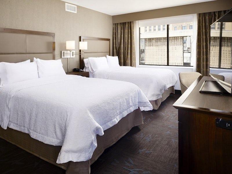 Hampton Inn & Suites Dallas Downtown in Downtown