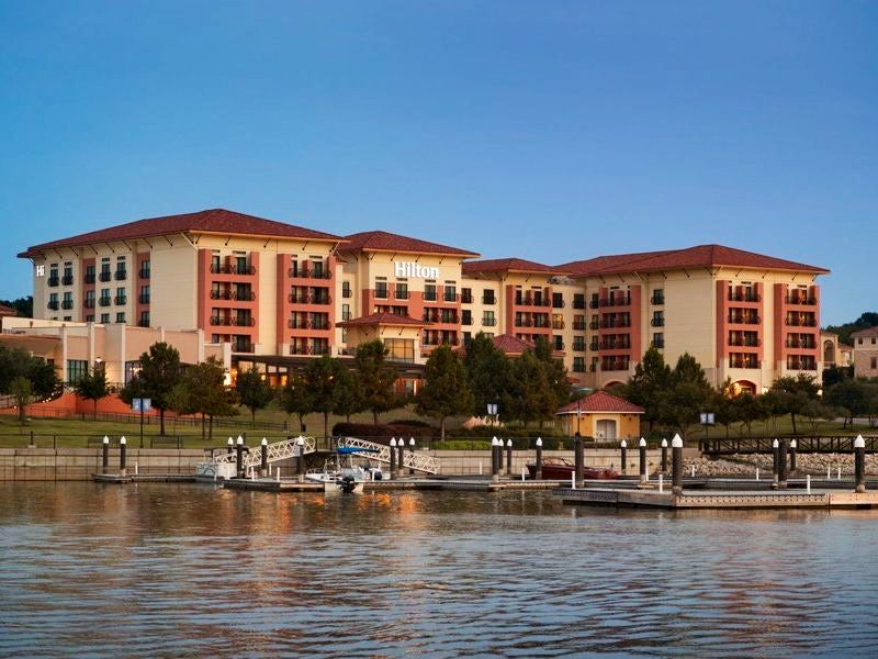Hilton Dallas/Rockwall Lakefront in Beyond Dallas
