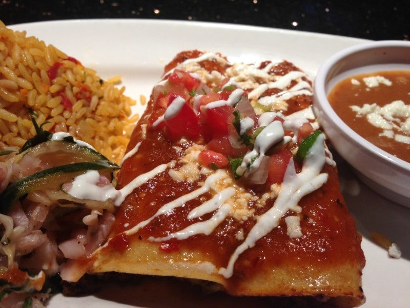 RJ Mexican Cuisine in West End