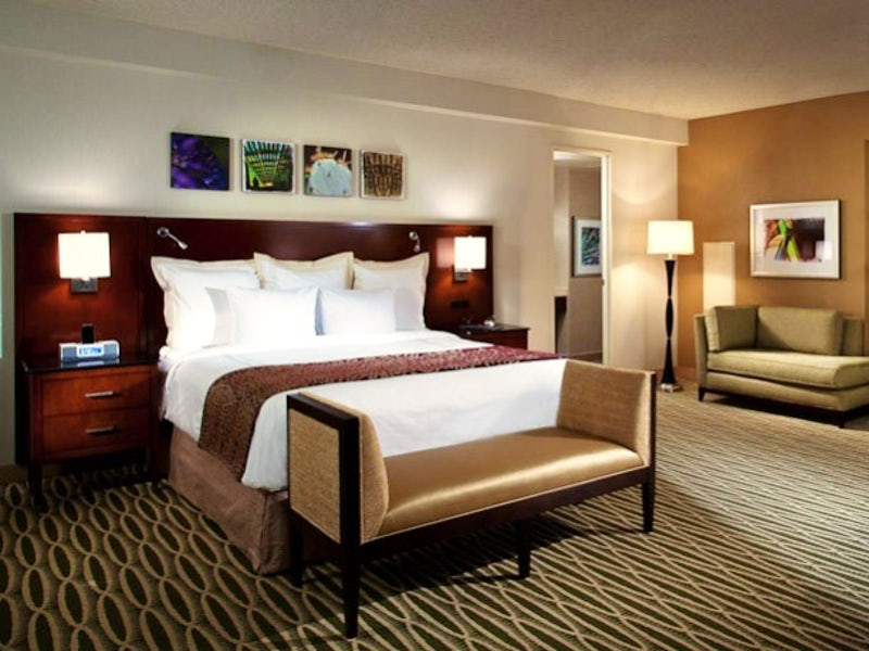 Couples Getaway At The Dallas Marriott City Center