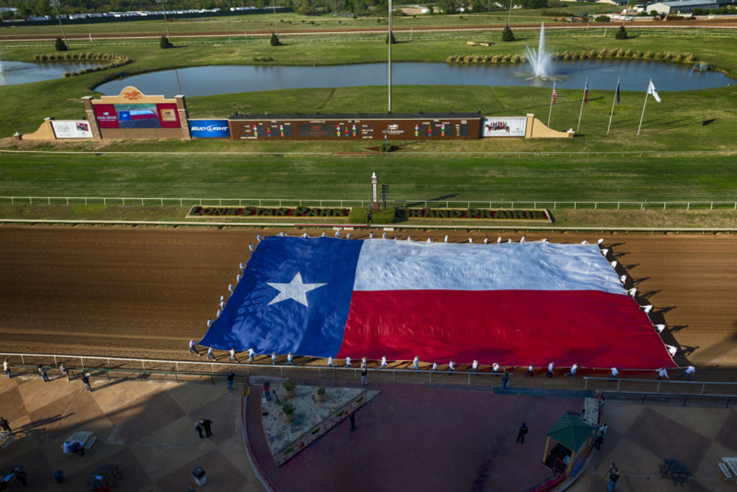 Lone Star Park at Grand Prairie in Beyond Dallas