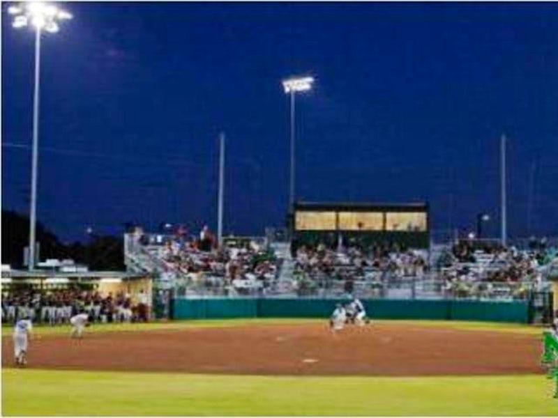 Lovelace Stadium in Beyond Dallas