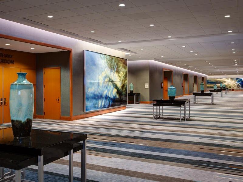 Grand Hyatt DFW in DFW Airport