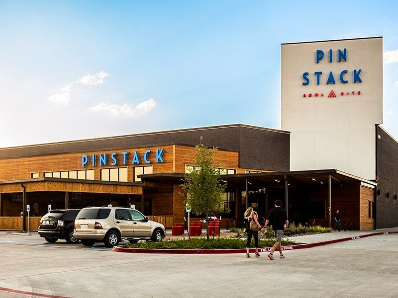 PINSTACK in Plano