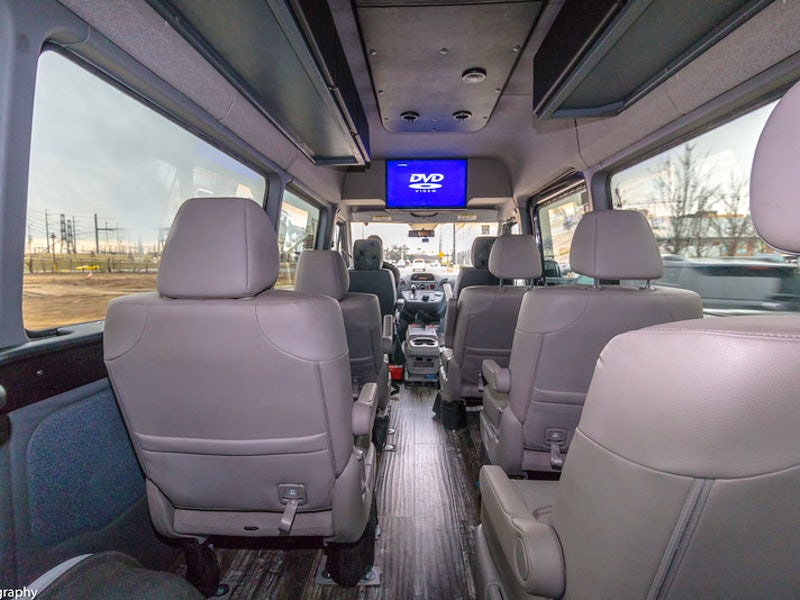Private Sprinter Van in North Dallas