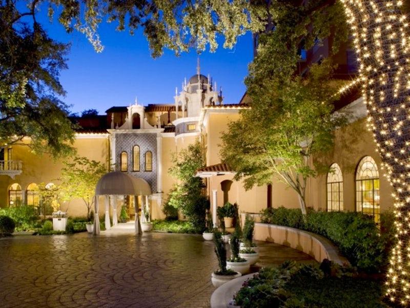 Rosewood Mansion on Turtle Creek in Uptown (Oak Lawn)