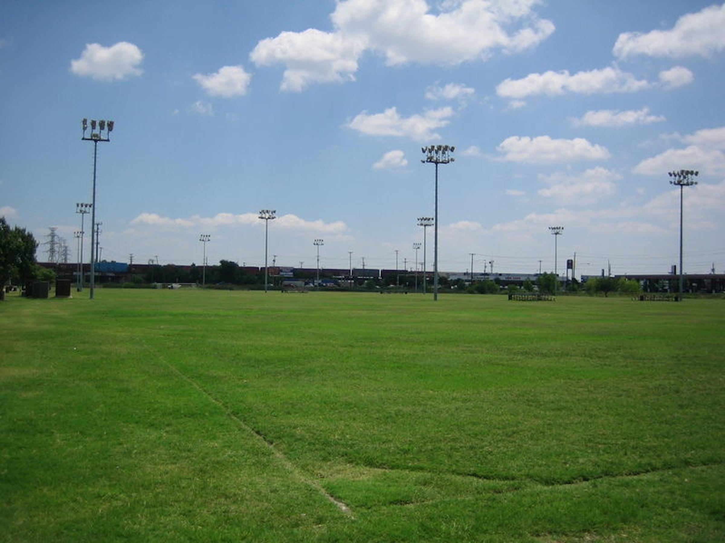Samuel Garland Park in Beyond Dallas