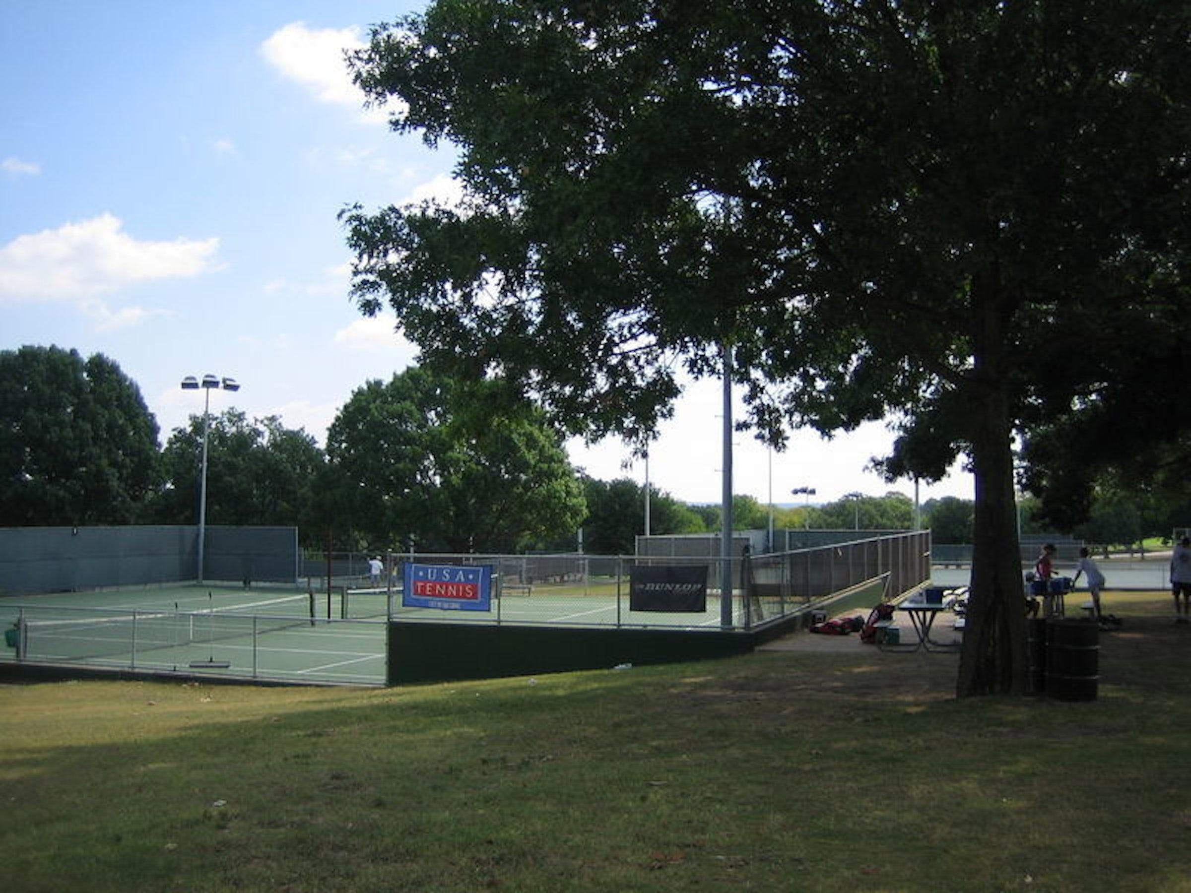 Samuell Grand Park in Beyond Dallas