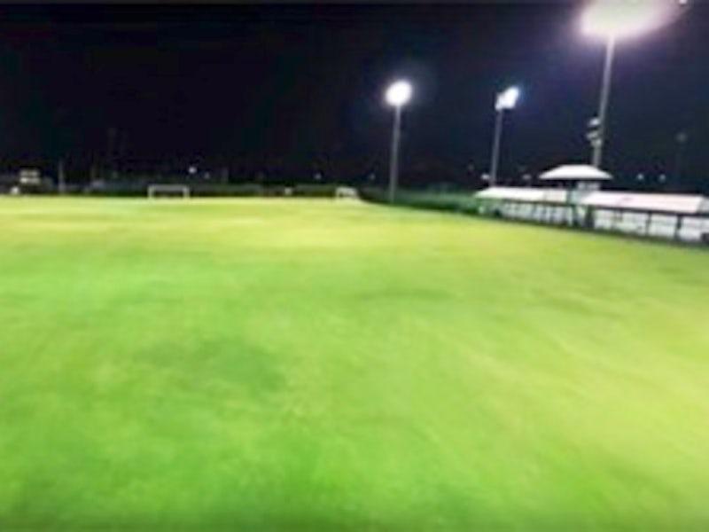 UTD Soccer Complex in Far North Dallas