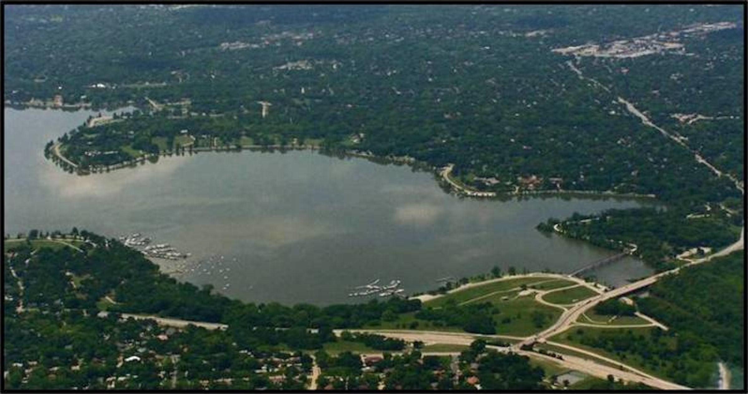 White Rock Lake Park in Beyond Dallas