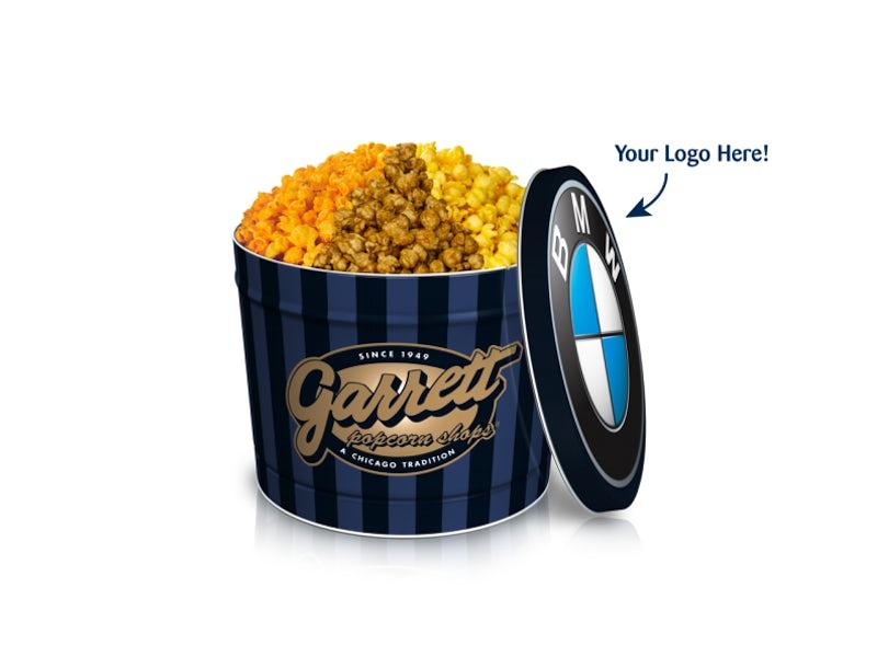 Garrett Popcorn Shops in DFW Airport