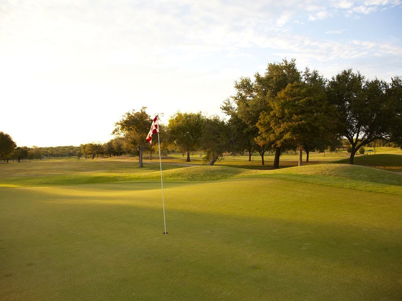 Brookhaven Country Club in Farmers Branch