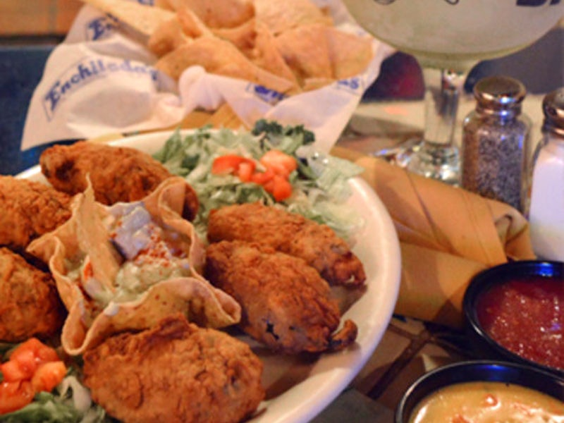 Enchiladas Restaurant in Downtown