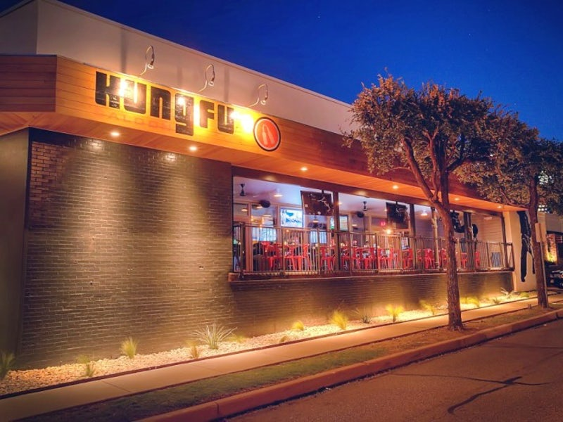 Kung Fu Saloon Dallas in Uptown (Proper)