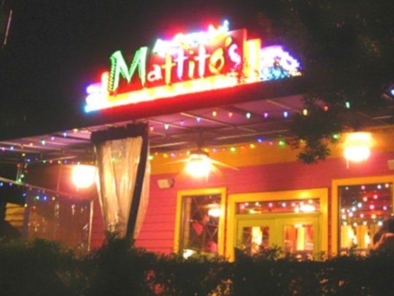 Mattito's Tex-Mex in Uptown (Oak Lawn)