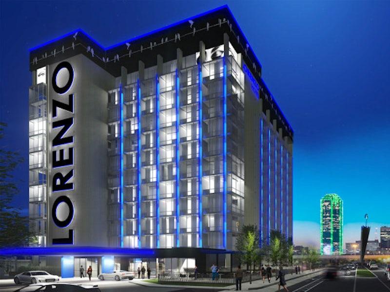 Lorenzo Hotel in Cedars Southside