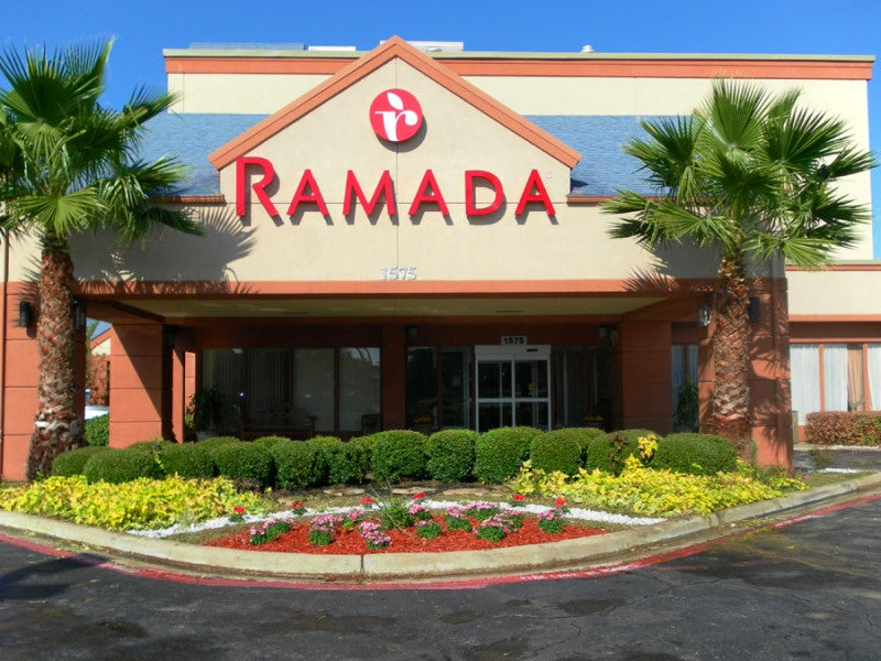 Ramada Dallas Love Field in Far West Dallas