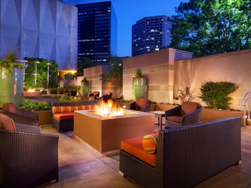 Sheraton Dallas Hotel And Convention Center