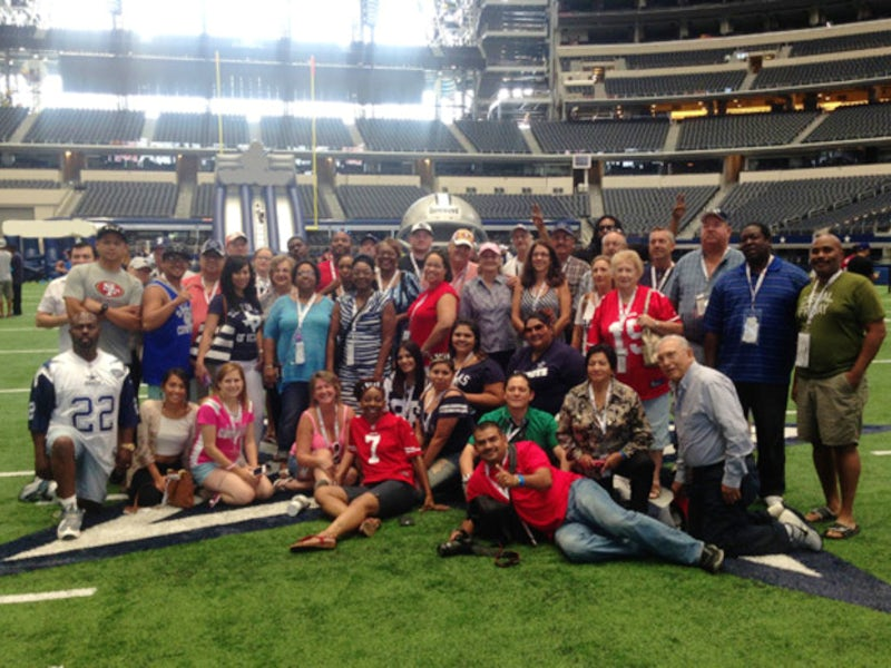 Sports Traveler, LLC in Beyond Dallas