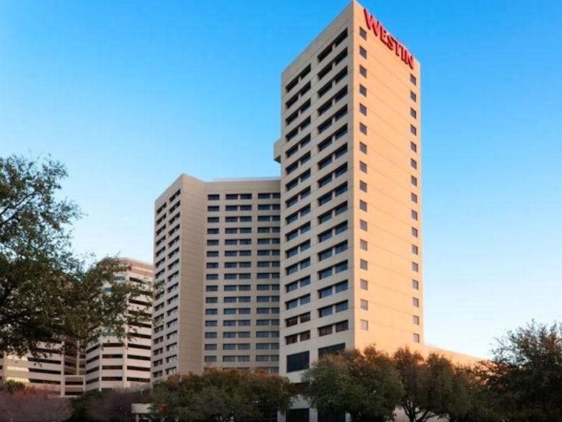 The Westin Dallas Park Central in North Dallas