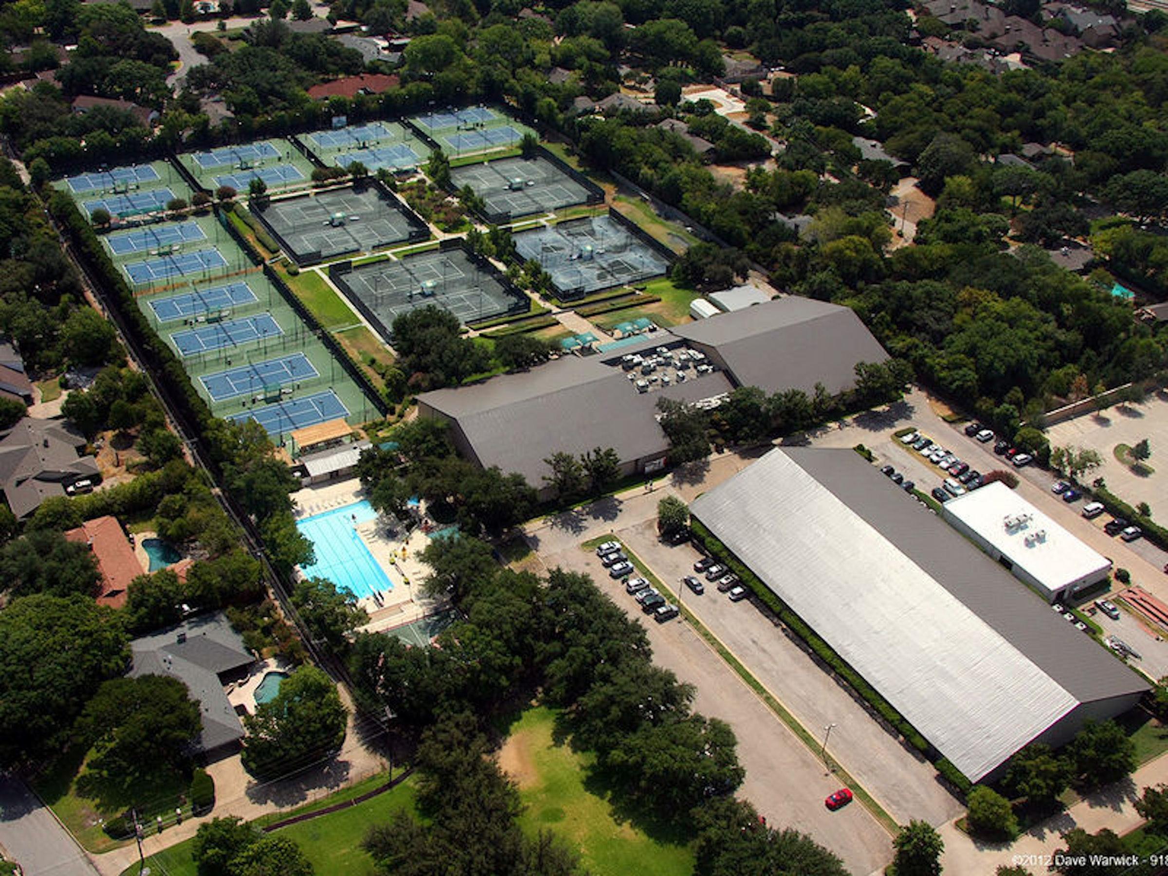 T Bar M Racquet Club in Beyond Dallas