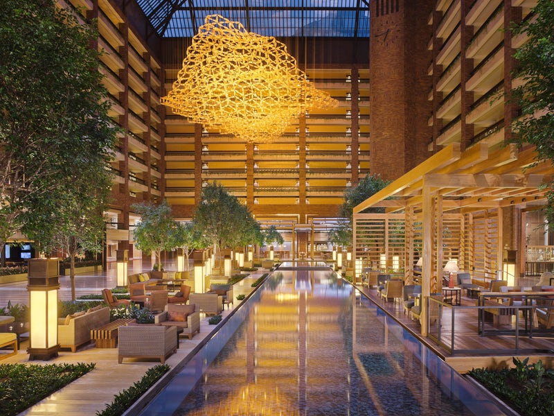 Hilton Anatole in Design District