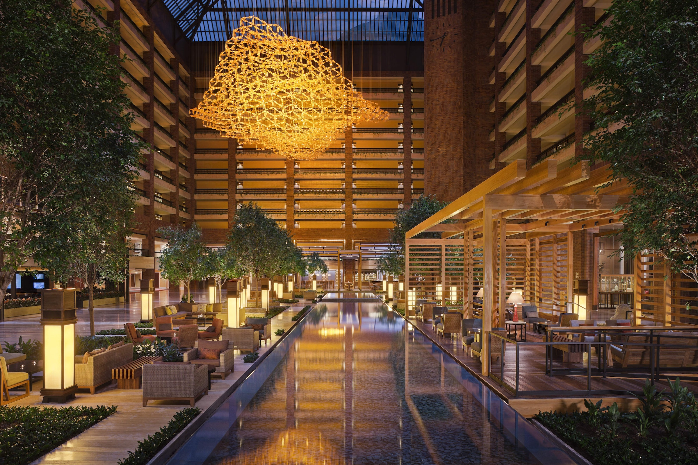 Hilton Anatole in Beyond Dallas