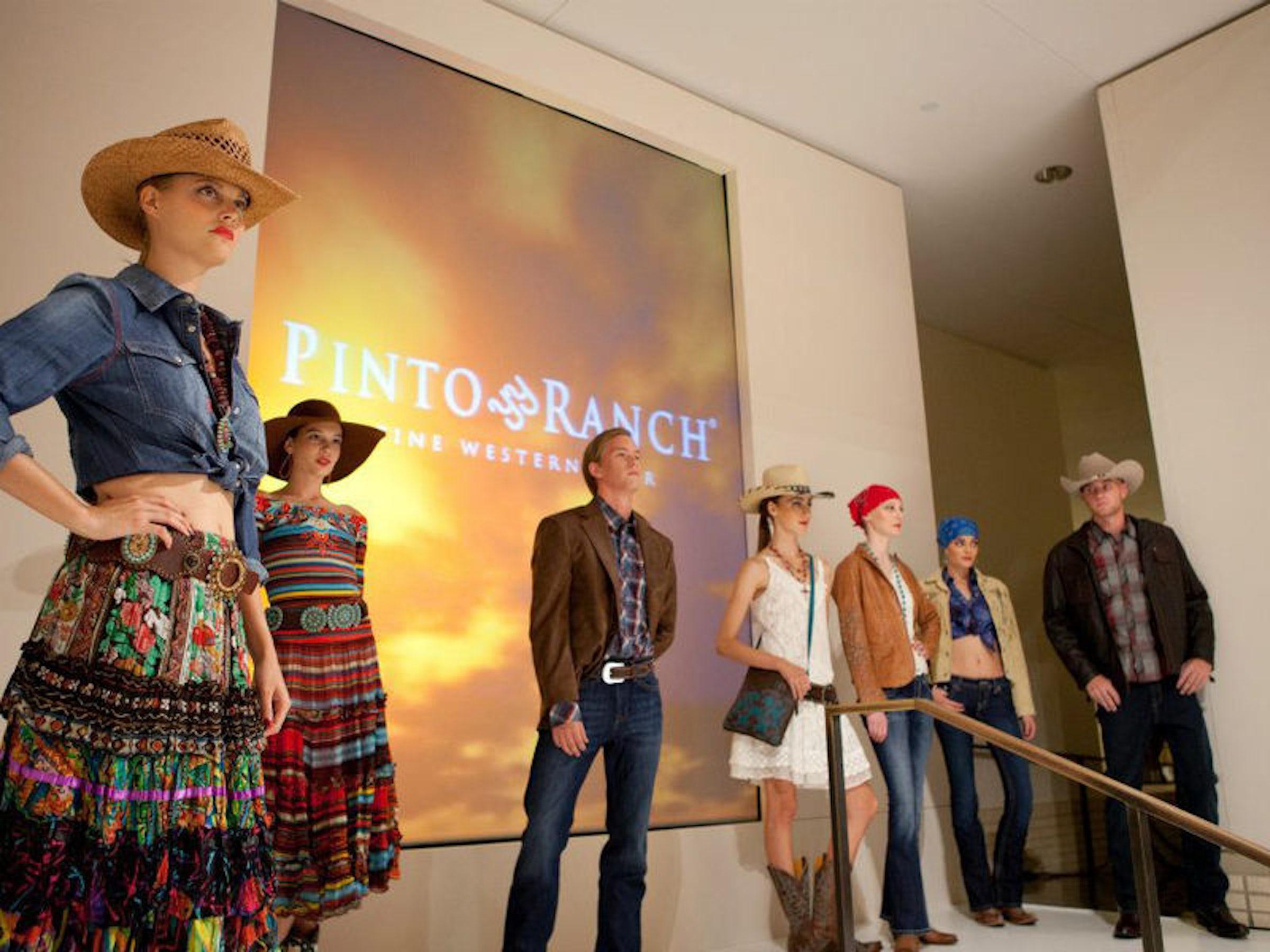 Pinto Ranch Fine Western Wear in Beyond Dallas