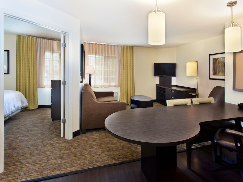 Candlewood Suites Dallas By The Galleria in Far North Dallas (Proper)