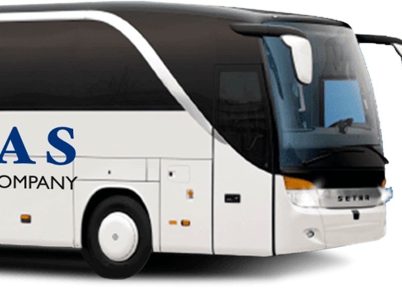 Texas Charter Bus Company in Beyond Dallas