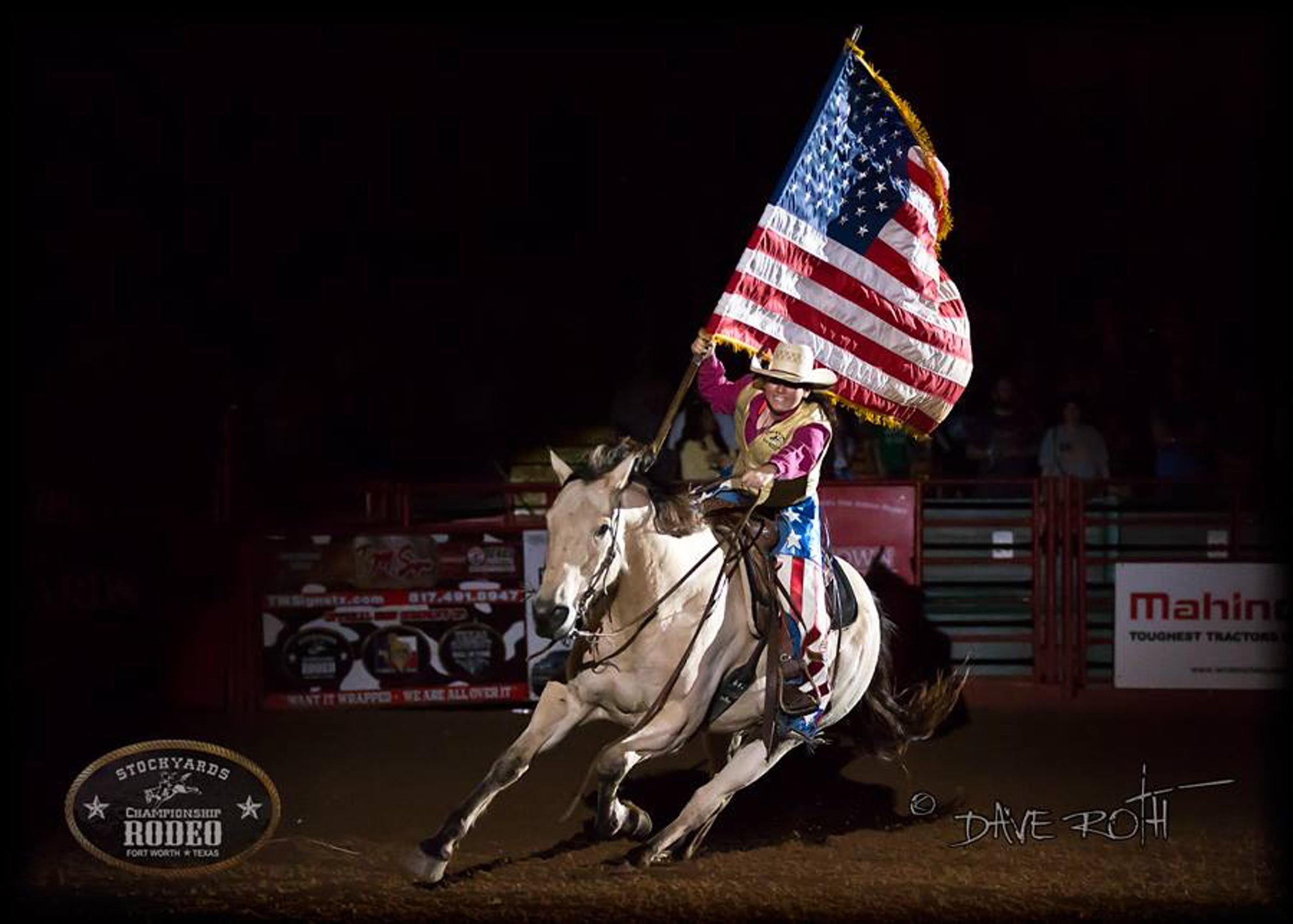 Stockyards Championship Rodeo in Beyond Dallas