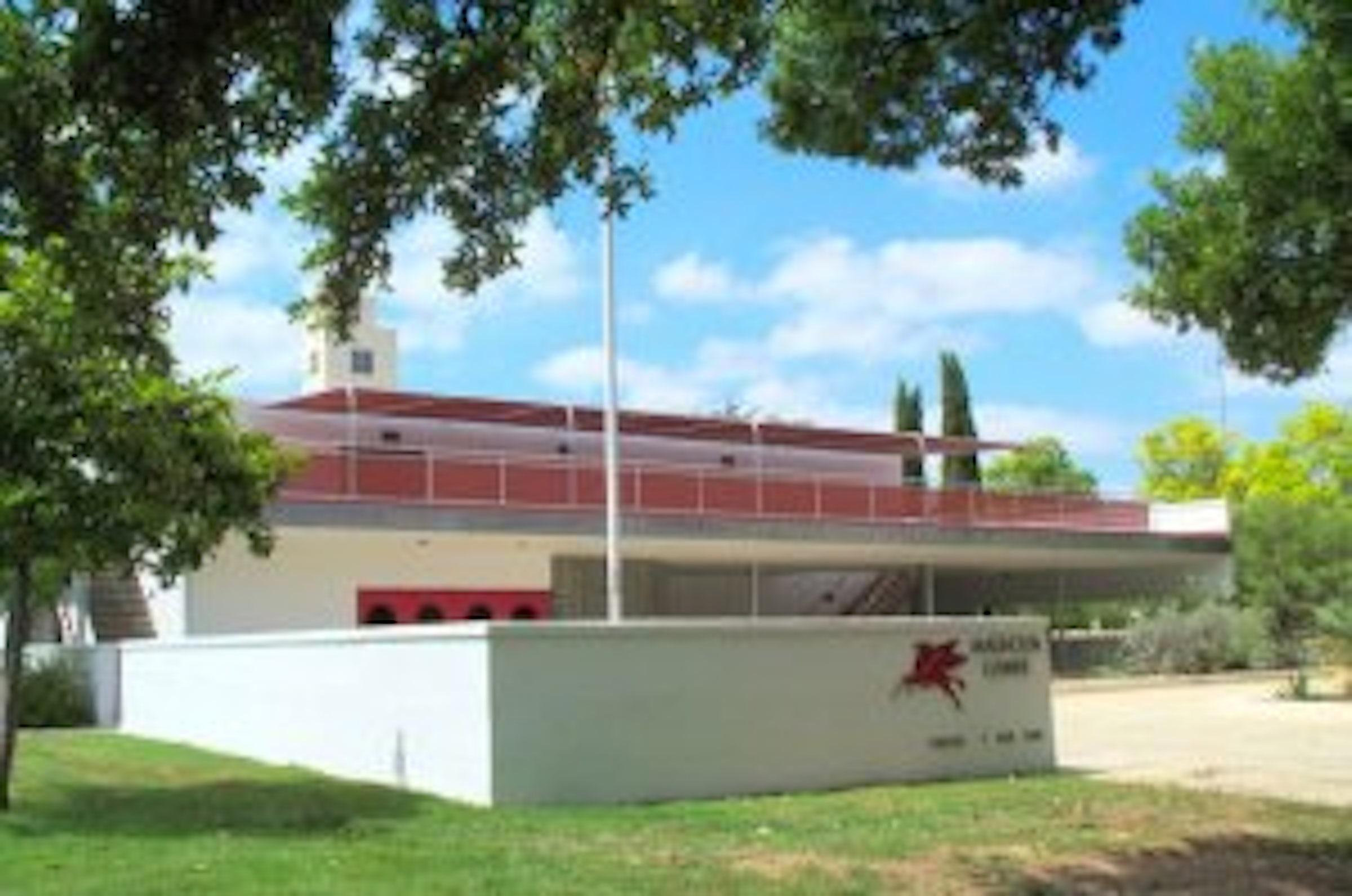 Magnolia Lounge at Fair Park in Beyond Dallas