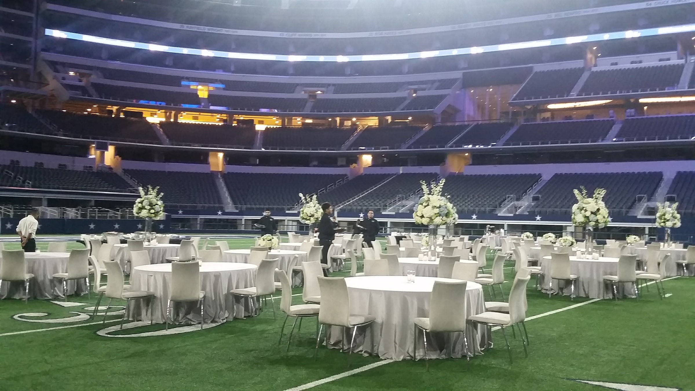 AT&T Stadium in Beyond Dallas