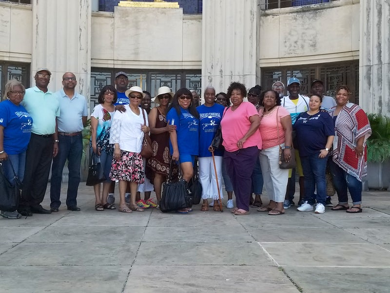 Hidden History Tours DFW in South Dallas