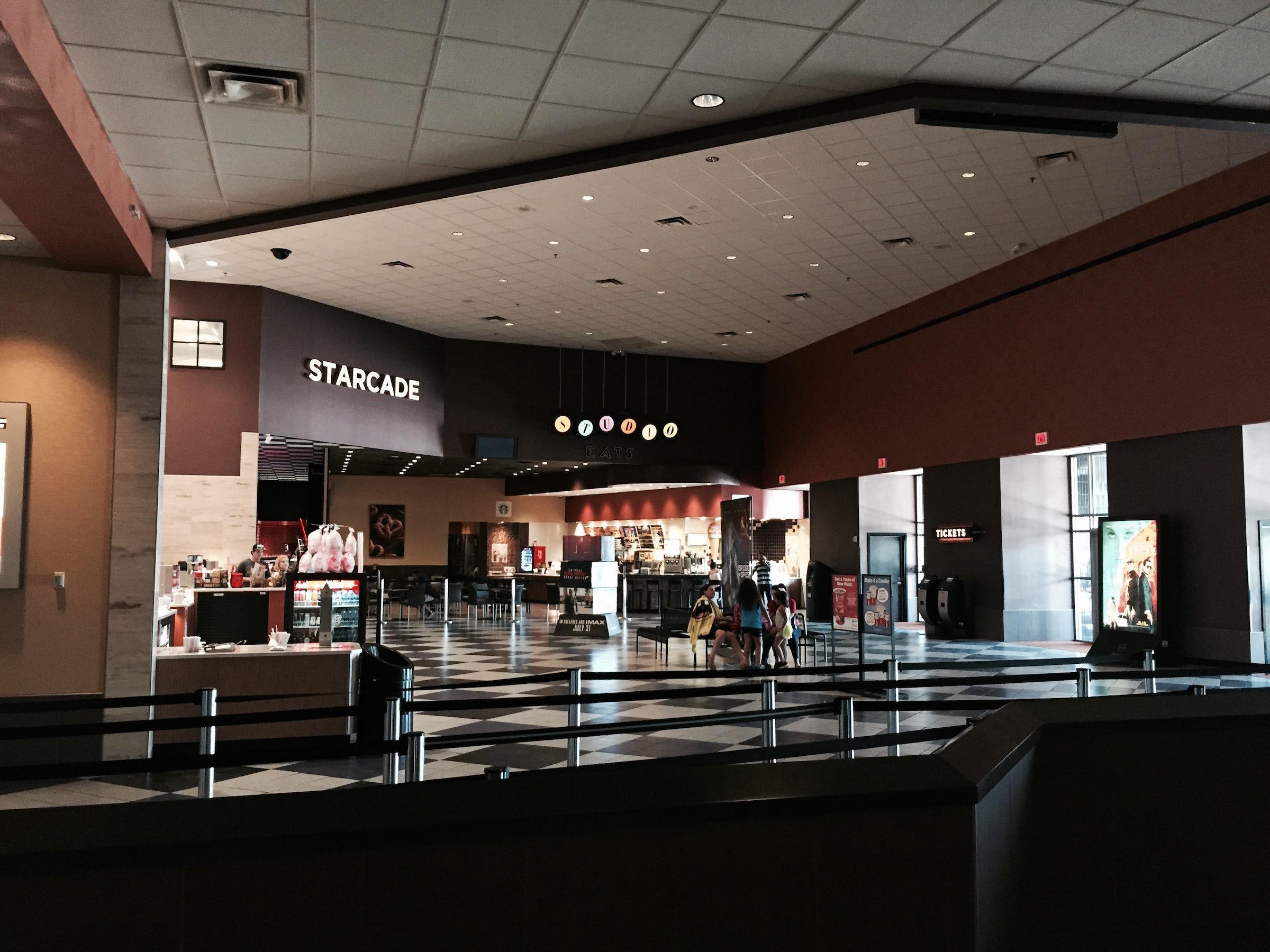 Cinemark 17 & IMAX in Beyond Dallas